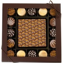 Chocolate Works 17-Pc. Graduation Gourmet Chocolate Truffles