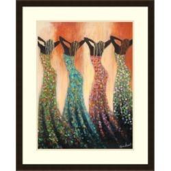 Amanti Art Dance Of The Summer Solstice Framed Art Print