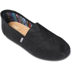 Toms Men's Alpargata Slip-Ons Men's Shoes found on Bargain Bro from Macy's for USD $30.37