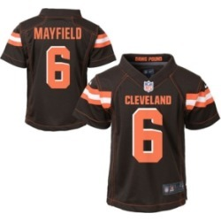 Nike Little Boys Baker Mayfield Cleveland Browns Game Jersey found on Bargain Bro India from Macy's for $28.00