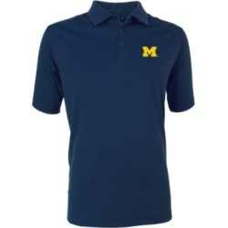 Antigua Men's Michigan Wolverines Inspire Polo found on Bargain Bro India from Macy's for $45.00