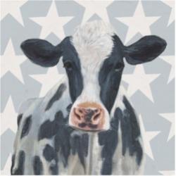 "Victoria Borges Patriotic Farm Ii Canvas Art - 15"" x 20"""