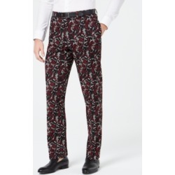 Tallia Men's Slim-Fit Tropical-Print Pants found on MODAPINS from Macy's for USD $62.50