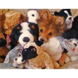 Springbok Puzzles Playtime Puppies 400 Piece Jigsaw Puzzle