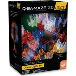 Q-ba-maze 2.0- Deluxe Lights Set Puzzle Game