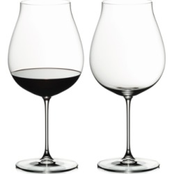 Riedel Veritas New World Pinot Noir Wine Glass Set of 2 found on Bargain Bro India from Macy's for $71.00