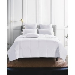Unikome 600 Fill Power Lightweight 75% White Down Comforter, Size- Twin found on Bargain Bro Philippines from Macy's for $119.99