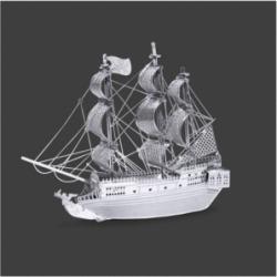 Metal Earth 3D Metal Model Kit - Black Pearl
