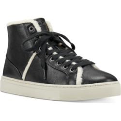 Nine West Mellie Fur Sneakers Women's Shoes