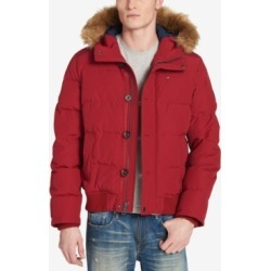 Tommy Hilfiger Short Snorkel Coat, Created for Macy's found on MODAPINS from Macy's for USD $113.99