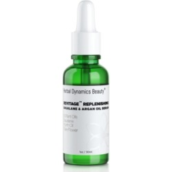 Herbal Dynamics Beauty Revitage Replenishing Squalane and Argan Oil Serum