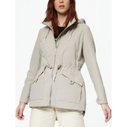 Marc New York Women's Hooded Rain Parka Coat found on MODAPINS from Macy's for USD $195.00