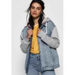 Superdry Denim Sweat Jacket found on Bargain Bro Philippines from Macy's Australia for $94.85