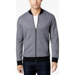 Alfani Slim Pique Bomber Track Jacket, Created for Macy's found on Bargain Bro India from Macys CA for $18.16