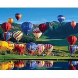 Springbok Puzzles Balloon Bonanza 1000 Piece Jigsaw Puzzle