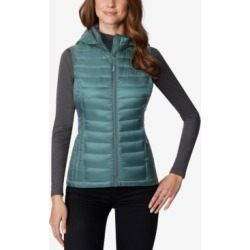 32 Degrees Hooded Packable Puffer Vest found on MODAPINS from Macy's for USD $44.99