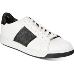 Michael Kors Men's Tyler Low-Top Sneakers Men's Shoes found on MODAPINS from Macys CA for USD $132.46