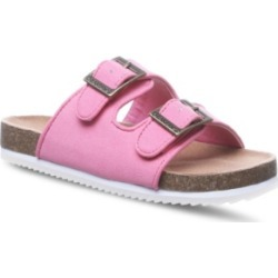 Bearpaw Little Girls Brooklyn Casual Sandals from Finish Line found on Bargain Bro India from Macy's for $35.00