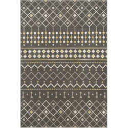 Abbie & Allie Rugs Rafetus Ets-2321 Charcoal 7'10