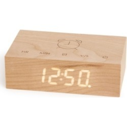 Gingko Flip Click Clock found on GamingScroll.com from Macy's for $49.00