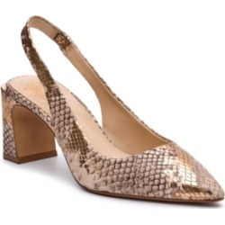 Vince Camuto Women's Hamden Slingback Pumps Women's Shoes found on Bargain Bro Philippines from Macy's Australia for $105.38