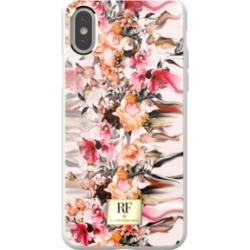 Richmond & Finch Marble Flower Case for iPhone X