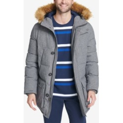 Tommy Hilfiger Long Snorkel Coat found on MODAPINS from Macy's for USD $104.99