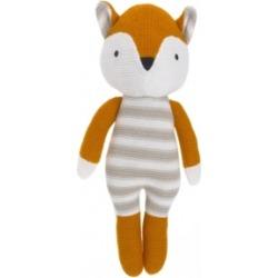 Cuddle Me Fox Plush Toy Bedding