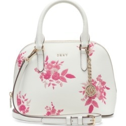 Dkny Bryant Floral Dome Satchel found on Bargain Bro India from Macy's for $78.93