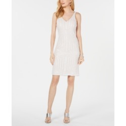 Nightway Embellished Bodycon Dress found on MODAPINS from Macy's Australia for USD $125.96