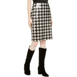 Inc Petite Sequinned Houndstooth Pencil Skirt, Created For Macy's found on Bargain Bro Philippines from Macy's Australia for $50.64