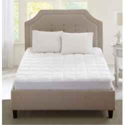 Sleep Philosophy Highline Quilted 3M Scotchgard King Microfiber Mattress Pad found on Bargain Bro India from Macy's for $53.99