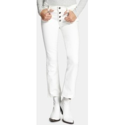 Sanctuary Connector Exposed-Fly Cropped Jeans found on MODAPINS from Macy's for USD $99.00