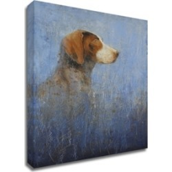 Tangletown Fine Art A Very Good Dog by Matt Flint Print on Canvas, 18