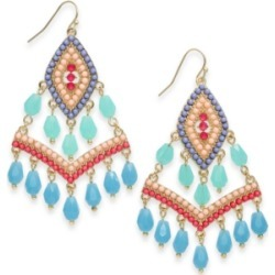 Inc Gold-Tone Beaded Kite Drop Earrings, Created for Macy's found on Bargain Bro Philippines from Macy's for $29.62