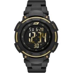 Skechers Men's Ruhland Digital Polyurethane Strap Watch 45mm found on Bargain Bro India from Macy's Australia for $31.75