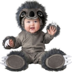 BuySeasons Baby Girls and Boys Silly Sloth Costume found on Bargain Bro India from Macy's for $87.00