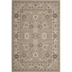 Safavieh Essence Taupe and Natural 6' x 9' Sisal Weave Area Rug found on Bargain Bro India from Macy's for $212.99