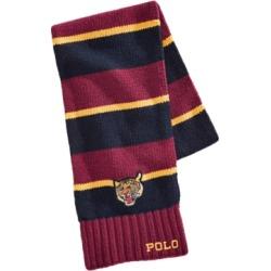 Polo Ralph Lauren Men's Rugby-Stripe Scarf