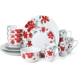 Pfaltzgraff Liana 16 Pc Dinnerware Set