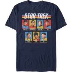 Star Trek Men's The Original Series Crew Short Sleeve T-Shirt found on Bargain Bro Philippines from Macy's for $24.99