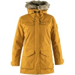 Fjallraven Nuuk Faux-Fur-Trim Hooded Parka Coat found on MODAPINS from Macy's for USD $500.00