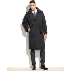 London Fog Iconic Belted Trench Raincoat found on MODAPINS from Macy's Australia for USD $483.26