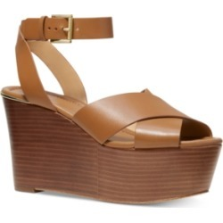 b7df91a05b2c Michael Michael Kors Abbott Platform Wedge Sandals Women s Shoes found on  MODAPINS from Macy s Australia for