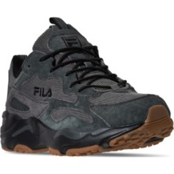 Fila Men's Ray Tracer Corduroy Casual Sneakers from Finish Line found on Bargain Bro Philippines from Macy's for $80.00