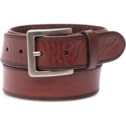 Levi's Men's Logo Leather Belt found on MODAPINS from Macy's for USD $38.99
