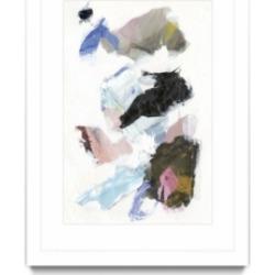 """Giant Art Sonata Ii Matted and Framed Art Print, 36"""" x 52"""""""