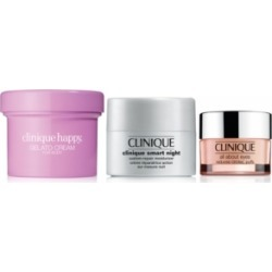 Receive a Free 3 pc skin care set with $75 Clinique purchase!