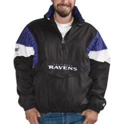 Starter Baltimore Ravens 100th Starter Breakaway Pullover Jacket