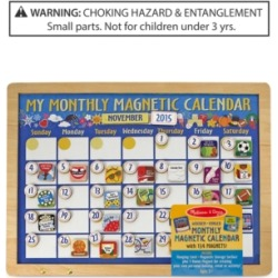Melissa and Doug Kids Toys, My Monthly Magnetic Calendar